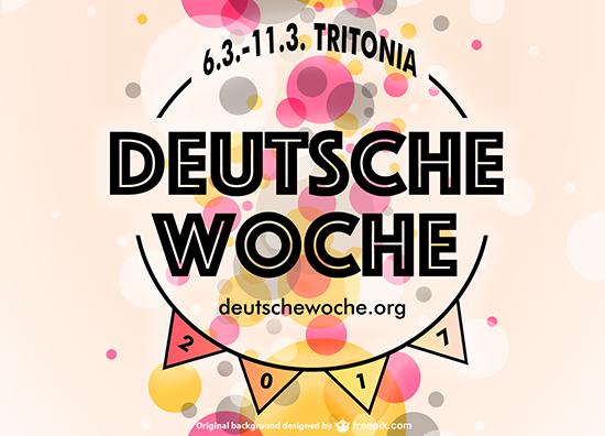 Deutsche Woche 2017